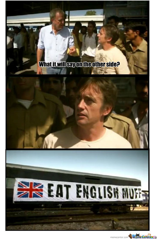 Top Gear Trolling In India