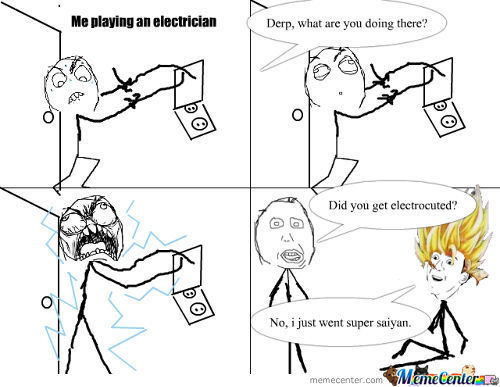 Totally Using This When I Get Electrocuted