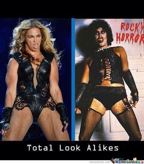 Totaly Look Alikes