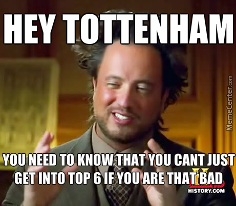Tottenham Are So Bad