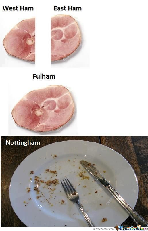 Tottenham Disapproved