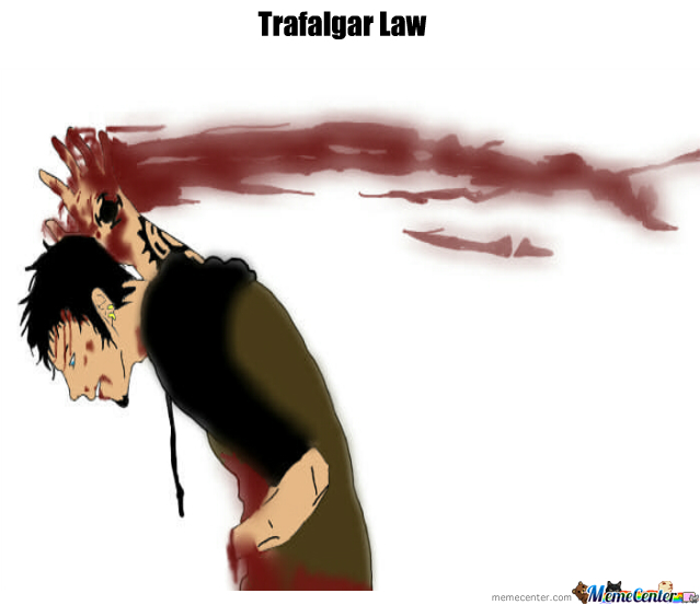 Trafalgar Law - Follower Request