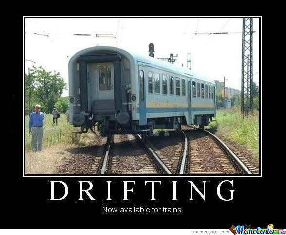 Train Drift By Lolbag Meme Center