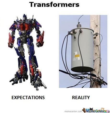 Transformers -.-