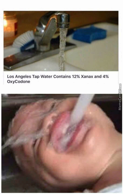 Trap Water
