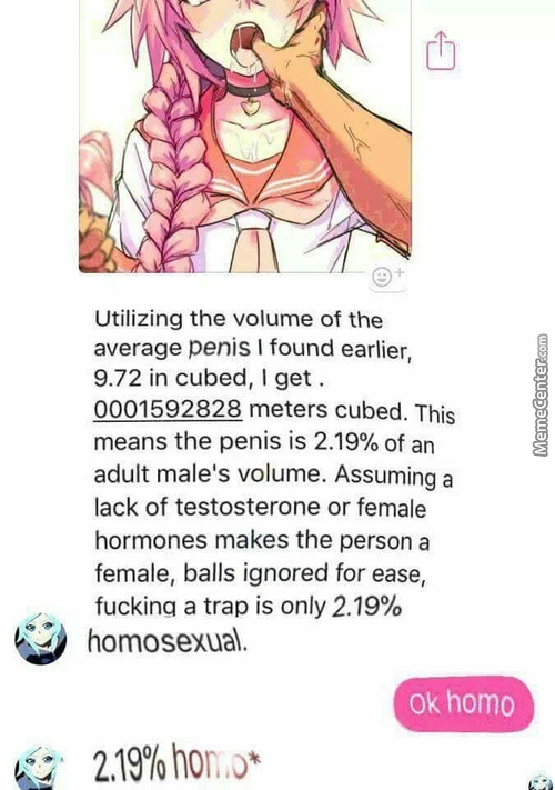 Traps Are Not Gay