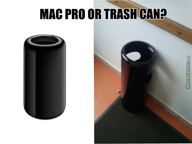 What Can You Upgrade On A Mac Pro 6,1 Late 2013 Trashcan? — Pro ...