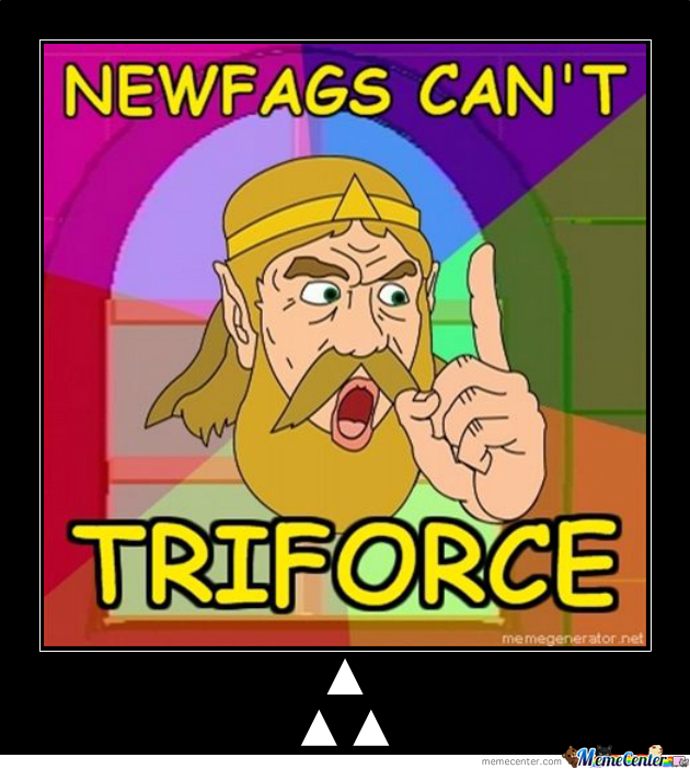 Triforce!