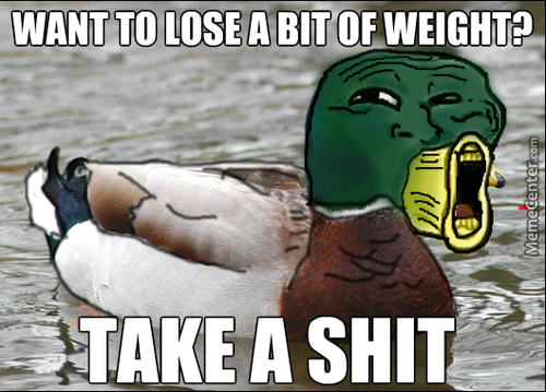 Troll Advice Mallard