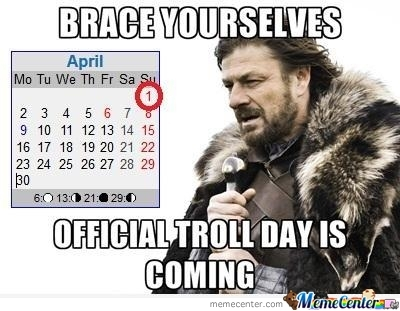 Troll All The People!