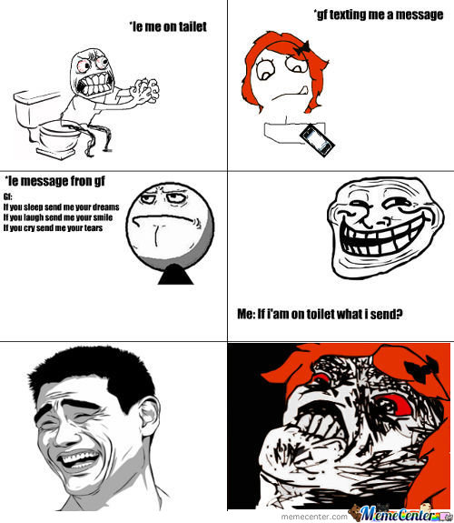 Troll Answer