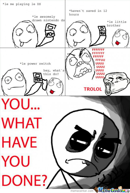 Troll Brother..