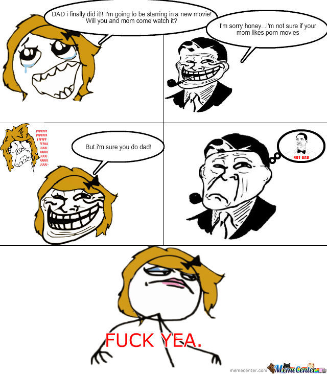 Troll Dad Lost!!