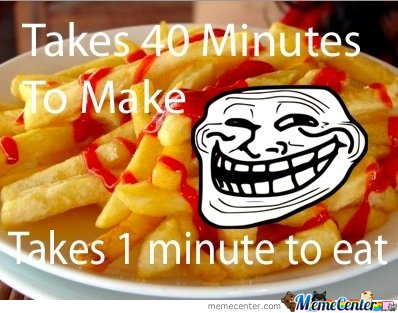 Troll Fries
