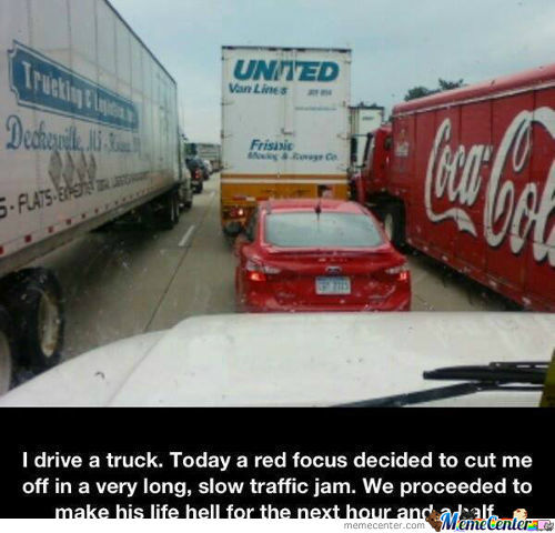 Troll Level : Trucker