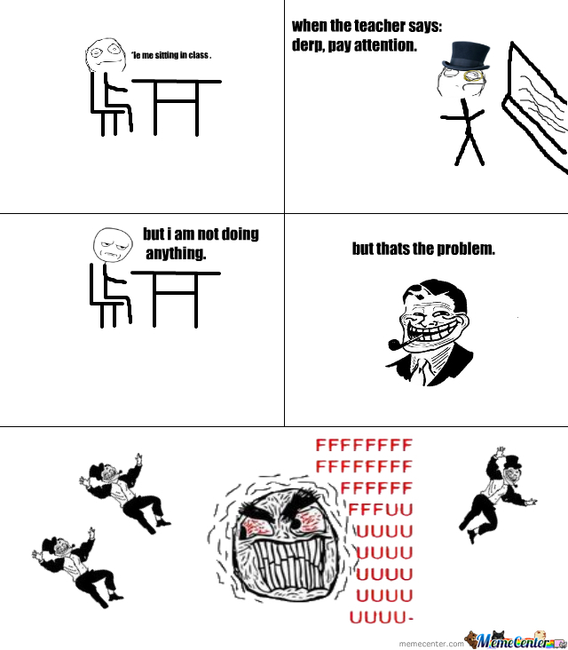 Troll Teacher
