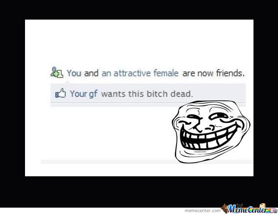 Trolled Fb