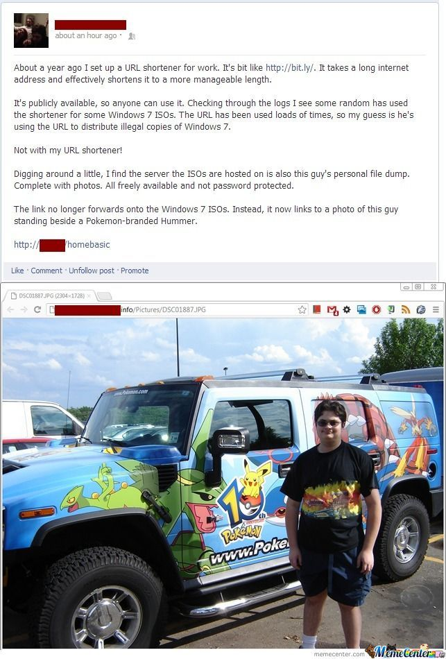 Trolling At It`s Finest!