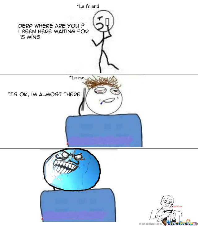 Trolling With A Friend