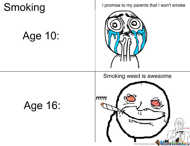 True Smoking Story