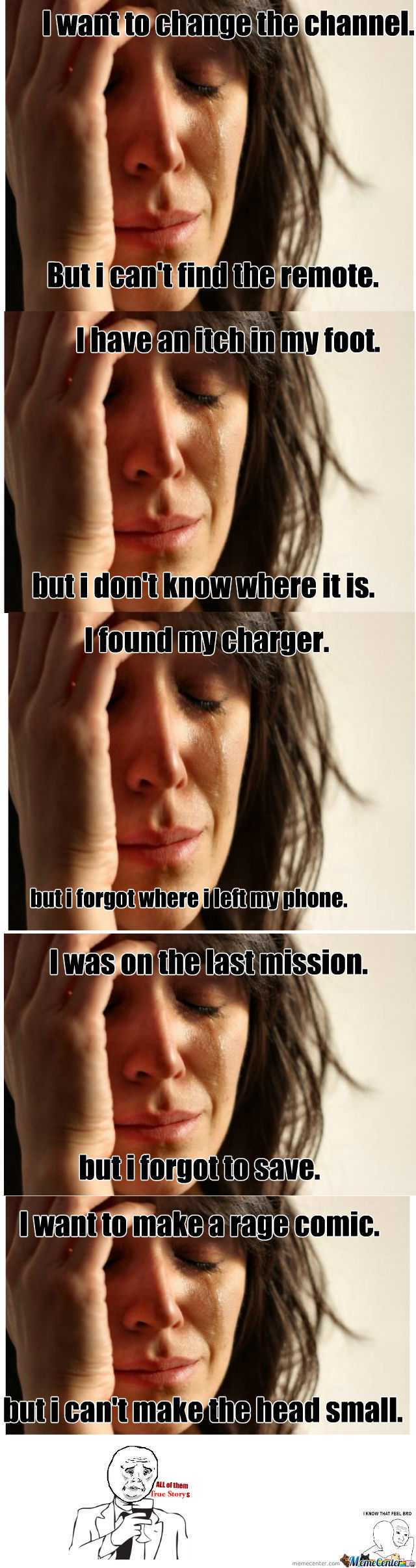 True Story (I Know That Feeling