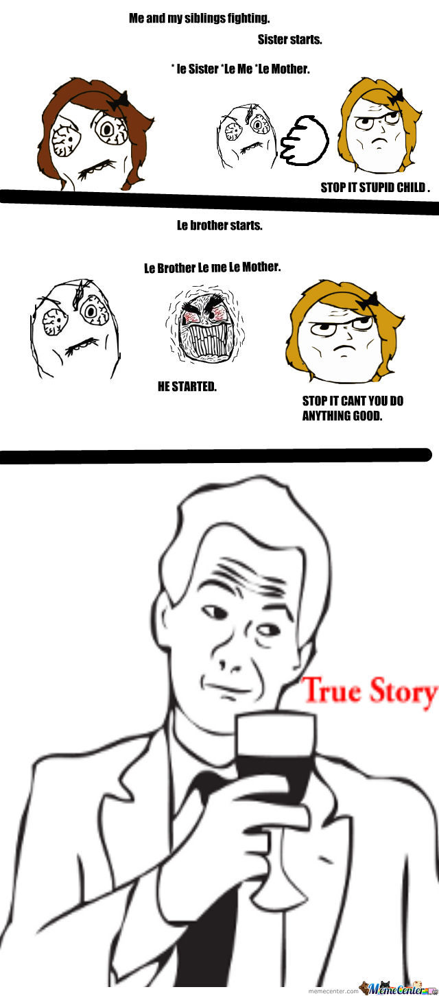 True Story Why :'(