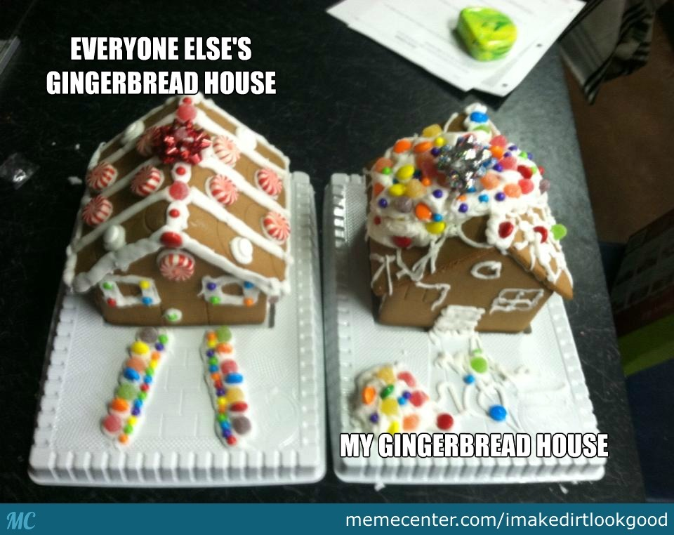 Trust Me, I\u0027m A Gingerbread Engineer by imakedirtlookgood