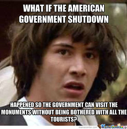 Truth About Government Shutdown