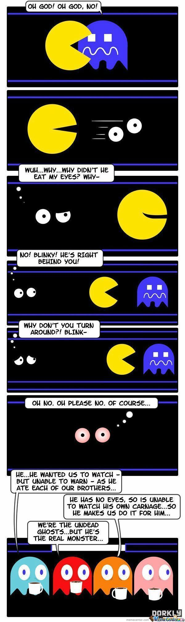 Truth About Pacman