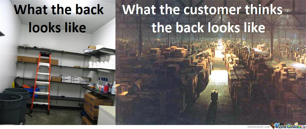 Truth Behind Retail Stores...