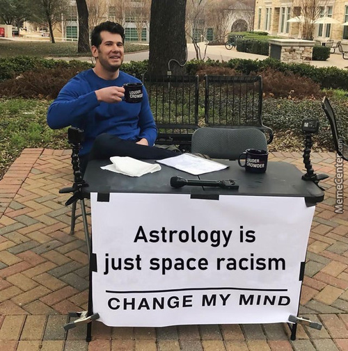 Try To Change My Mind
