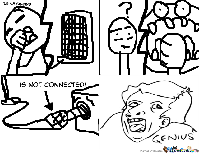 Connecting sing