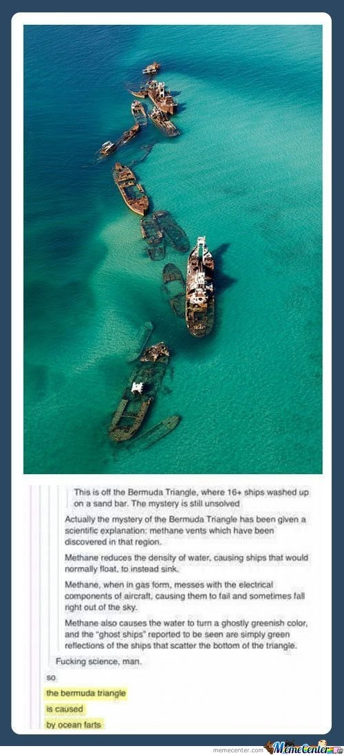 Tumblr And The Bermuda Triangle