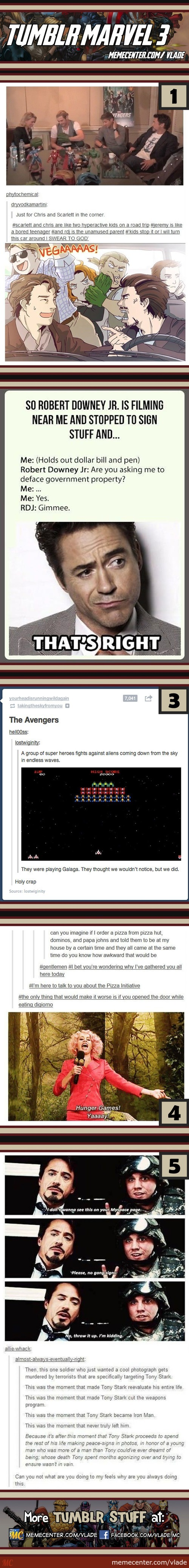 Tumblr Marvel #3