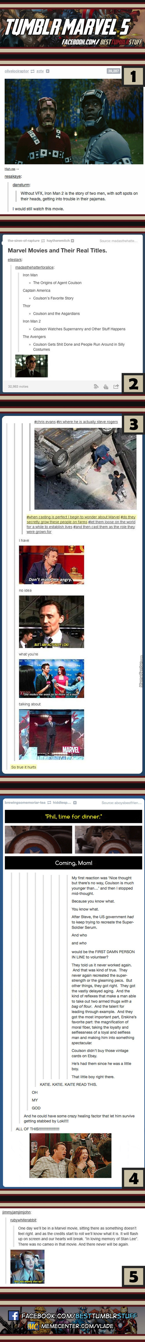Tumblr Marvel #5