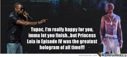 Tupac Imma Let You Finish