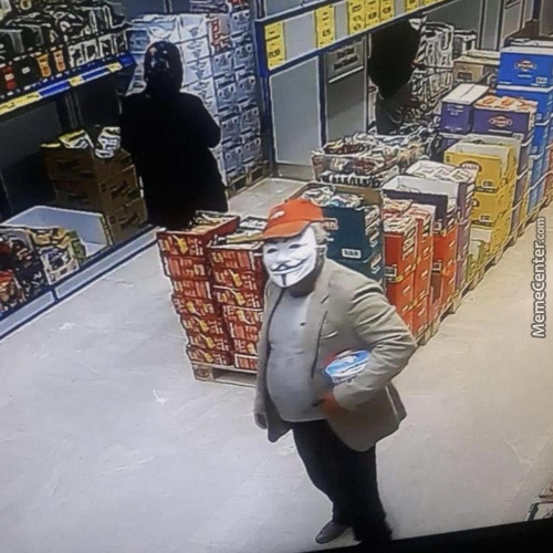 Turkish Government Recently Banned Going Shopping Without A Mask And Here Is The Result...