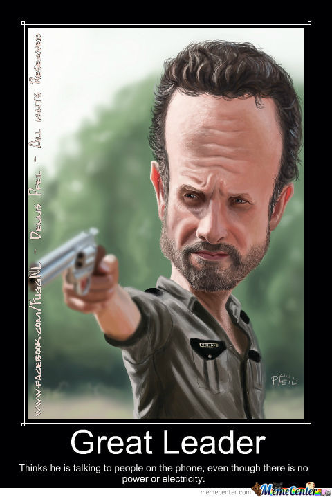 Twd Great Leader