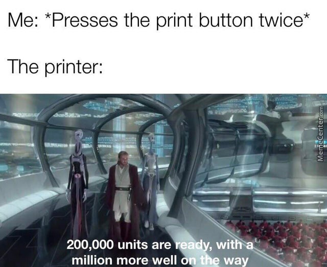 Twice The Paper, Double The Cost