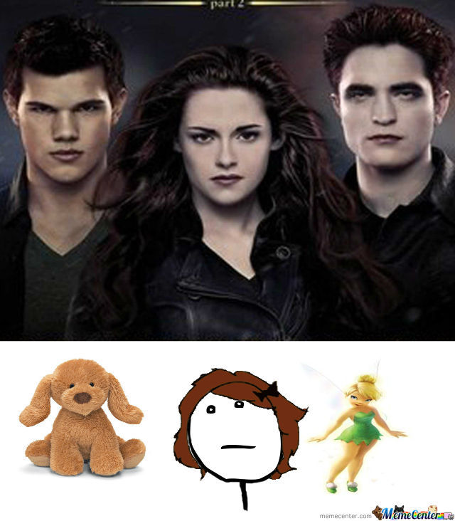 Twilight In Real Life...