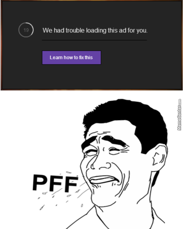 twitch you amp 039 re funny adblock for the win_o_5190309 twitch memes best collection of funny twitch pictures