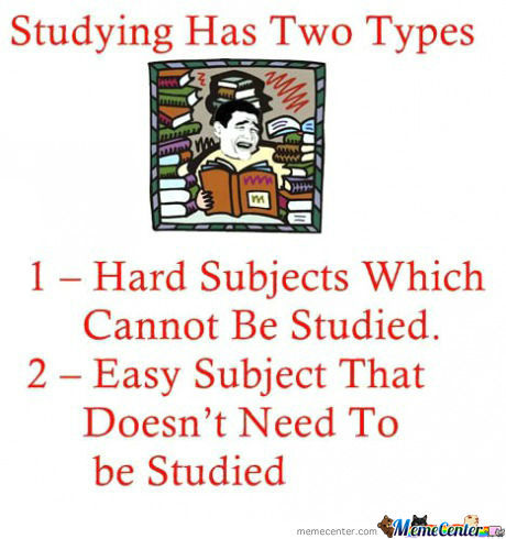 Two Ways Of Studying
