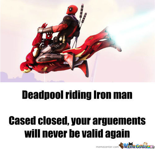 Typical Deadpool