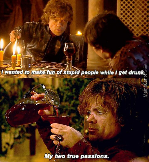 Tyrion Quotes April Ludgate