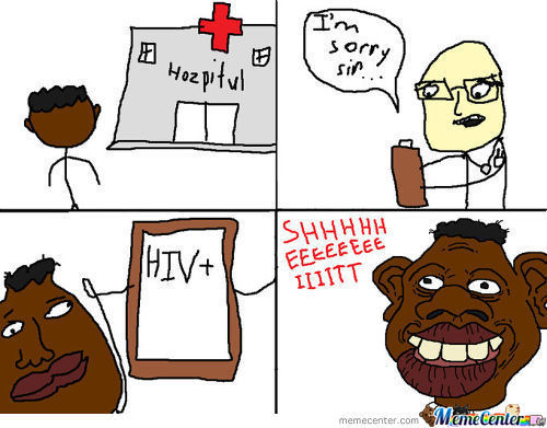 Tyrone Goes To The Hospital