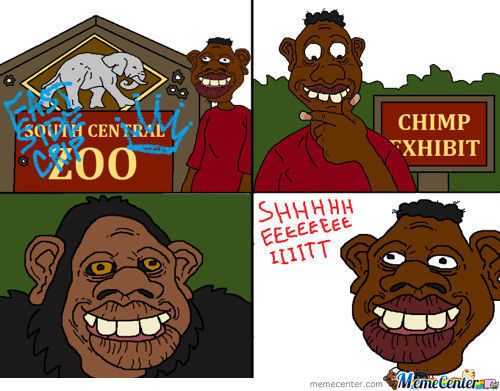 Tyrone Goes To The Zoo