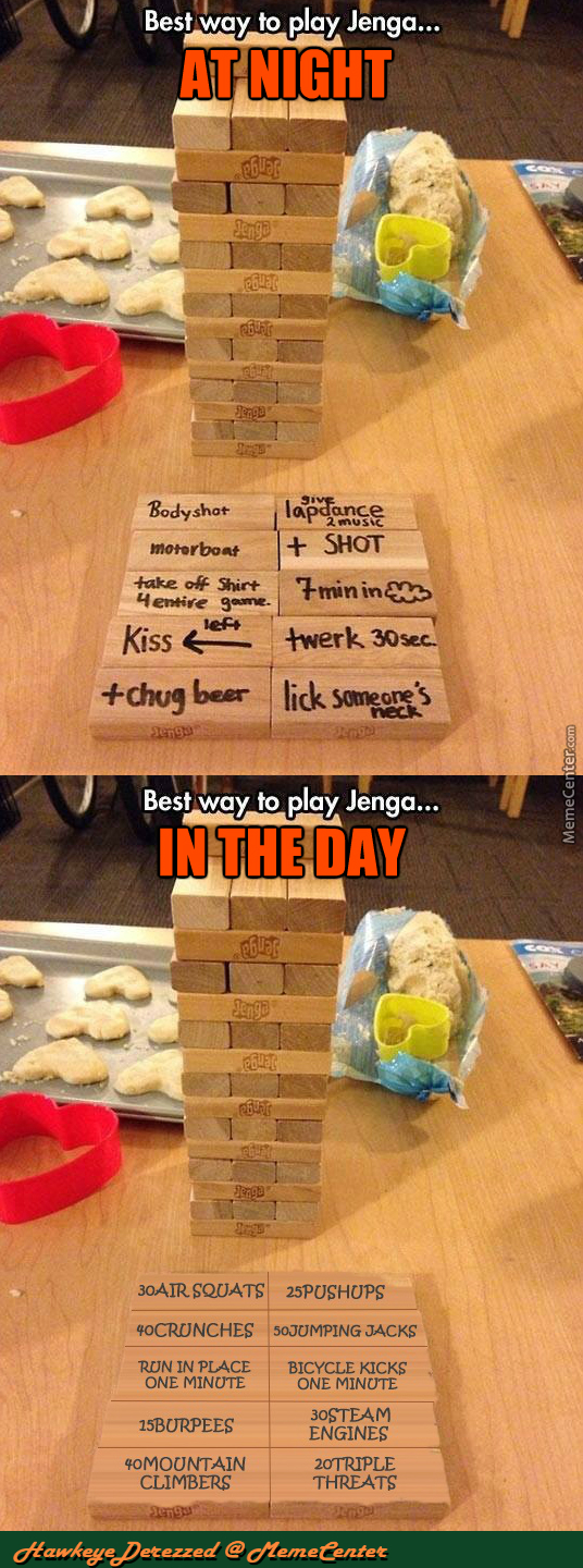Ultimate Jenga