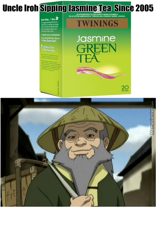Uncle Iroh Is The Best
