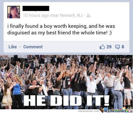Unfriendzoned: This Day Wil Go Down In History!