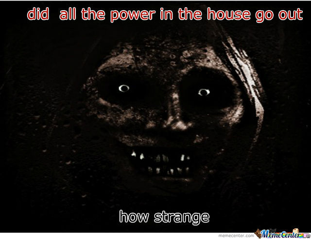 Uninvited House Guest